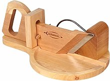 Meat slicer manual with wood tray Durandal |