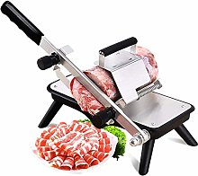 Meat Slicer Slicer, Manual Frozen Meat Slicer,