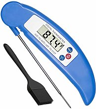 Meat Thermometer Digital Probe Instant Read Fork
