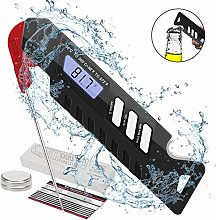 Meat Thermometer Instant Read Waterproof Digital