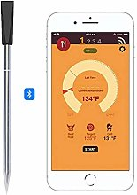 Meat Thermometer, Wireless Bluetooth Barbecue