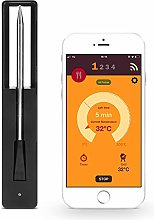 Meat Thermometer,Wireless Digital Meat