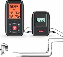 Meat Thermometer Wireless Remote Digital Cooking