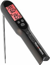Meat Thermometer with Rechargeable Battery,