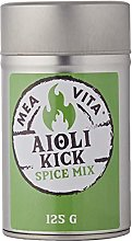 MeaVita 89524 Grill Spice Aioli Kick, 125 g