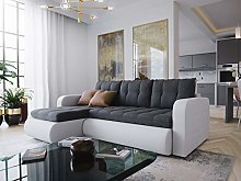 MebLiebe Corner Sofa Vegas Couch Sofa With