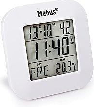 Mebus 51511 Digital Radio Alarm Clock
