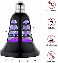 Meccion Bug Zapper Bulb, Electronic Fly Trap
