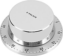 Mechanical Kitchen Timer 60 Minute Timing with