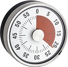 Mechanical Kitchen Timer - INOX - Magnetic