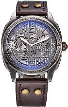 Mechanical Watch-Automatic Self-Winding,Handmade