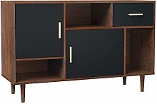 mecor Mid-Century TV Stand,TV Console Unit with