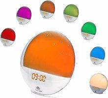 Medi-Rest Sunrise/Sunset Simulation Alarm Clock