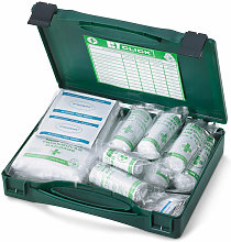 MEDICAL 10 PERSON FIRST AID KIT - - Click