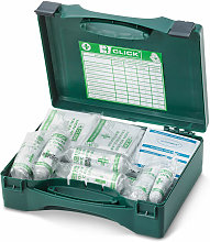 MEDICAL 20 PERSON FIRST AID KIT - - Click