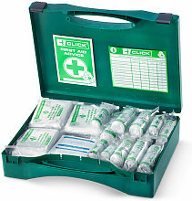 MEDICAL 50 PERSON FIRST AID KIT - - Click