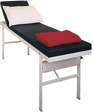 MEDICAL FIRST AID ROOM COUCH - - Click