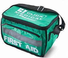 MEDICAL HEAVY DUTY FIRST AID BAG - - Click
