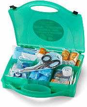 MEDICAL LARGE BS8599 FIRST AID KIT - - Click