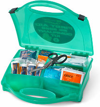 MEDICAL SMALL BS8599 FIRST AID KIT - - Click