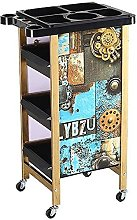 Medical Tool, Beauty Salon Rolling Trolley With