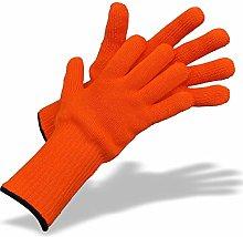 Medipaq® Long Wrist Protect Heatproof Oven Gloves