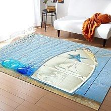 Mediterranean Decoration Carpet for Living Room