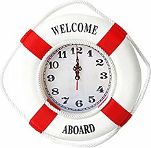 Mediterranean Home Accessories Hanging Lifebuoy
