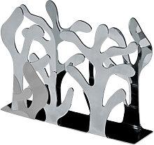 Mediterraneo Napkin holder by Alessi Metal
