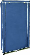 Medlin Wardrobe Compact - Blue Rebrilliant