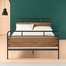Medrano Bed Frame Borough Wharf