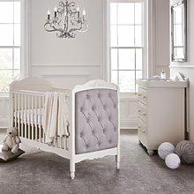 Mee-Go Epernay Cot Bed 4 Piece Nursery Furniture
