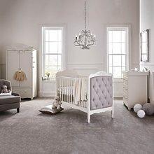 Mee-Go Epernay Cot Bed 5 Piece Nursery Furniture