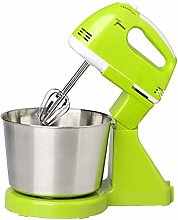 Meet U Mini Electric Stand Mixer Stainless Steel