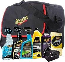 Meguiars Seasonal Deluxe Car Care Cleaning Bag +