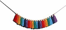 MEIBAOGE Rainbow Wall Hanging Party Banner Tent