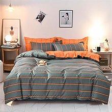 Meiju bed linen set, 3 pieces microfiber
