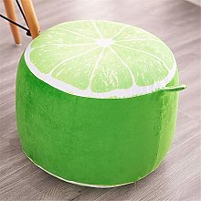 Meiju Cute & Funny Inflatable Stool Sofa Home