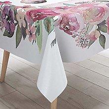 Meiju Rectangular Tablecloth Polyester, Soft