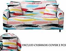 Meiju Sofa Slipcover Sofa Cover Color art Slip