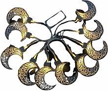 MEILILI Ramadan LED creative light string, home