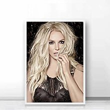 meilishop Print On Canvas Britney Spears Poster