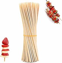 Meilliger Bamboo Sticks for Grill, 50Pcs 12 inches