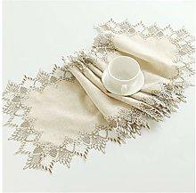 MEIMEI Nordic Simple Modern Linen Cotton Table