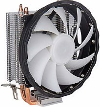 Meipai Copper Heatpipe CPU Cooler Compatible for