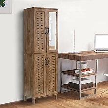Meir 4 Door Storage Cabinet August Grove Colour: