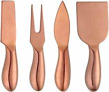 Meisha 4 Pieces Cheese Knives Set, Premium