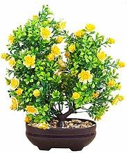 MEISISLEY Artificial Plants Artificial Pot Plants