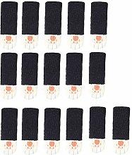 MEISISLEY Cat paw chair socks Chair legs floor