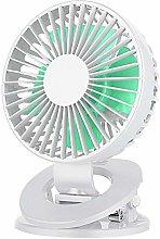 MEISISLEY Clip On Fan Battery Powered Buggy Fan